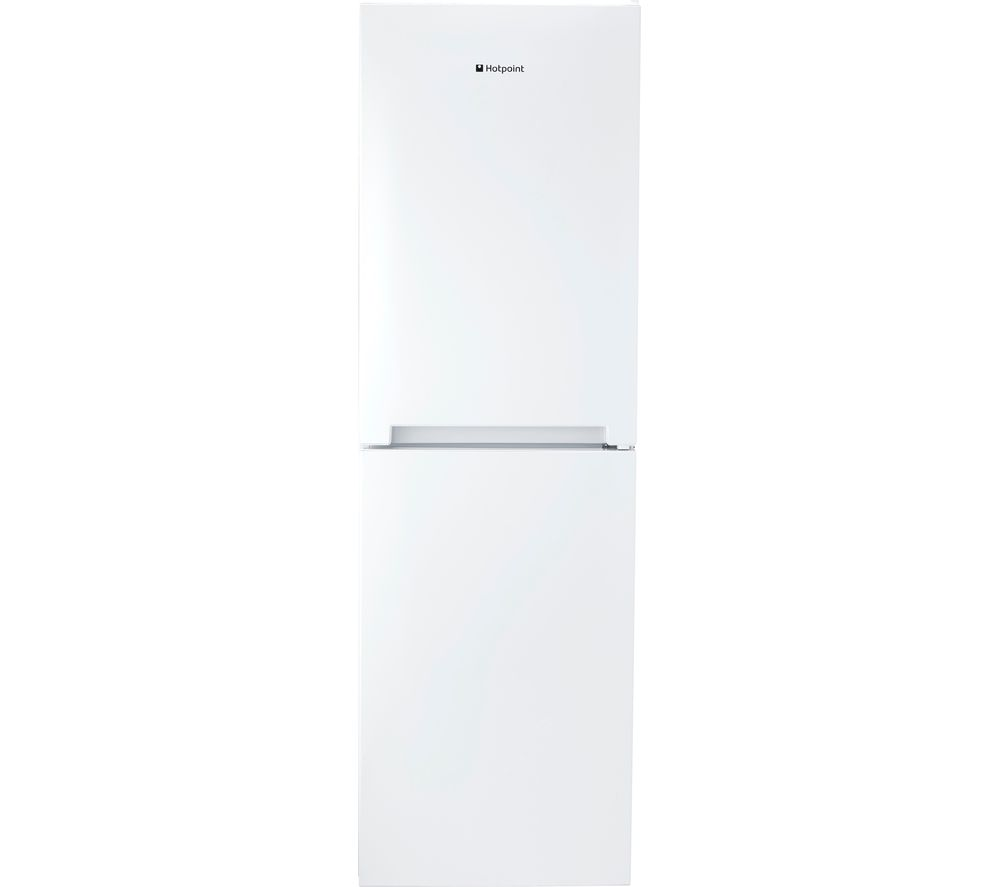 HOTPOINT TDC 85 T1I W 50/50 Fridge Freezer - White