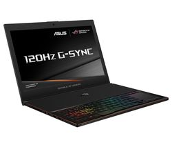 "ASUS ROG Zephyrus GX501GI 15.6"" Intel® Core™ i7 GTX 1080 Gaming Laptop - 512 GB SSD"