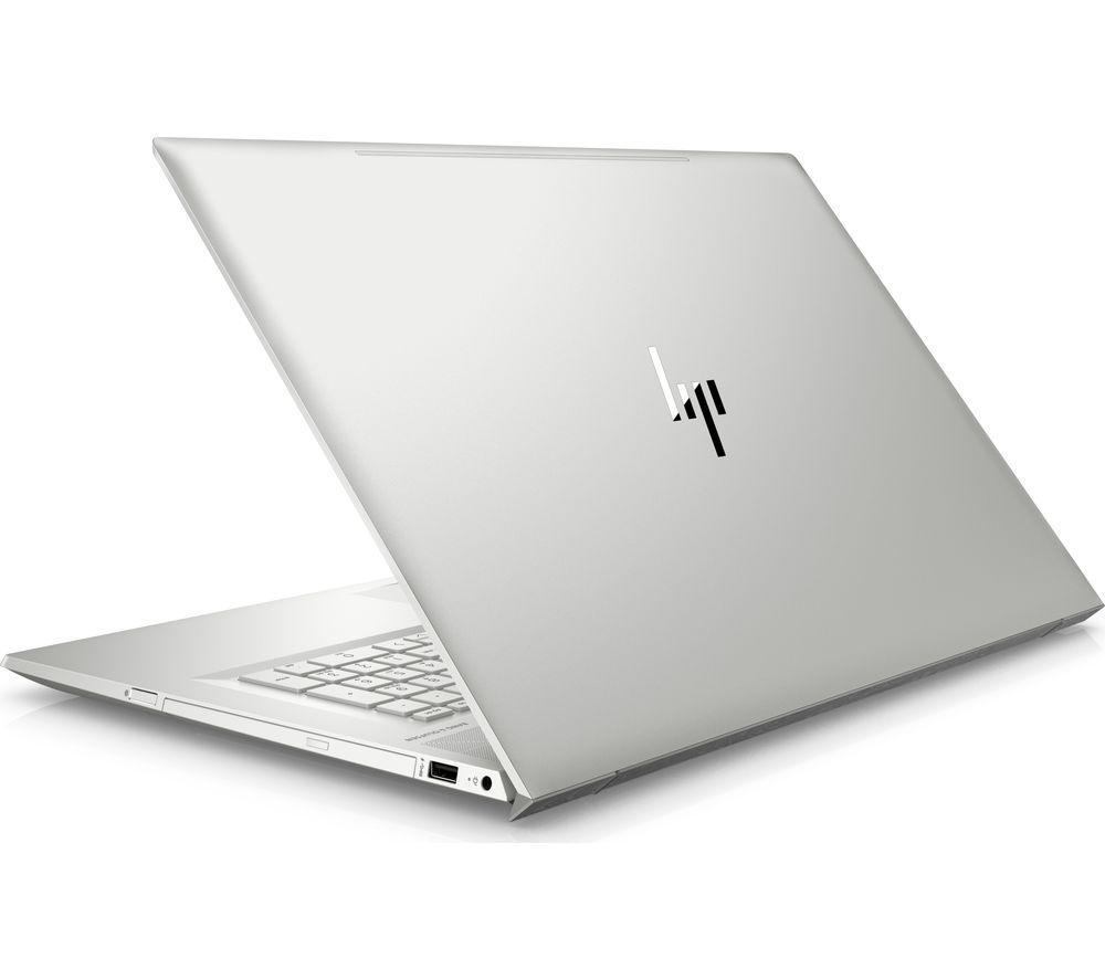 """HP ENVY 17-bw0003sa 17.3"""" Intel® Core™ i7 Laptop - 1 TB HDD, Silver"""