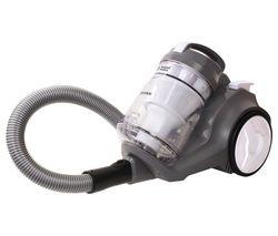 RUSSELL HOBBS RHCV4001 Titan Multi Cyclonic Cylinder Bagless Vacuum Cleaner - White & Grey