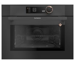 DE DIETRICH DKC7340A Built-in Combination Microwave - Black