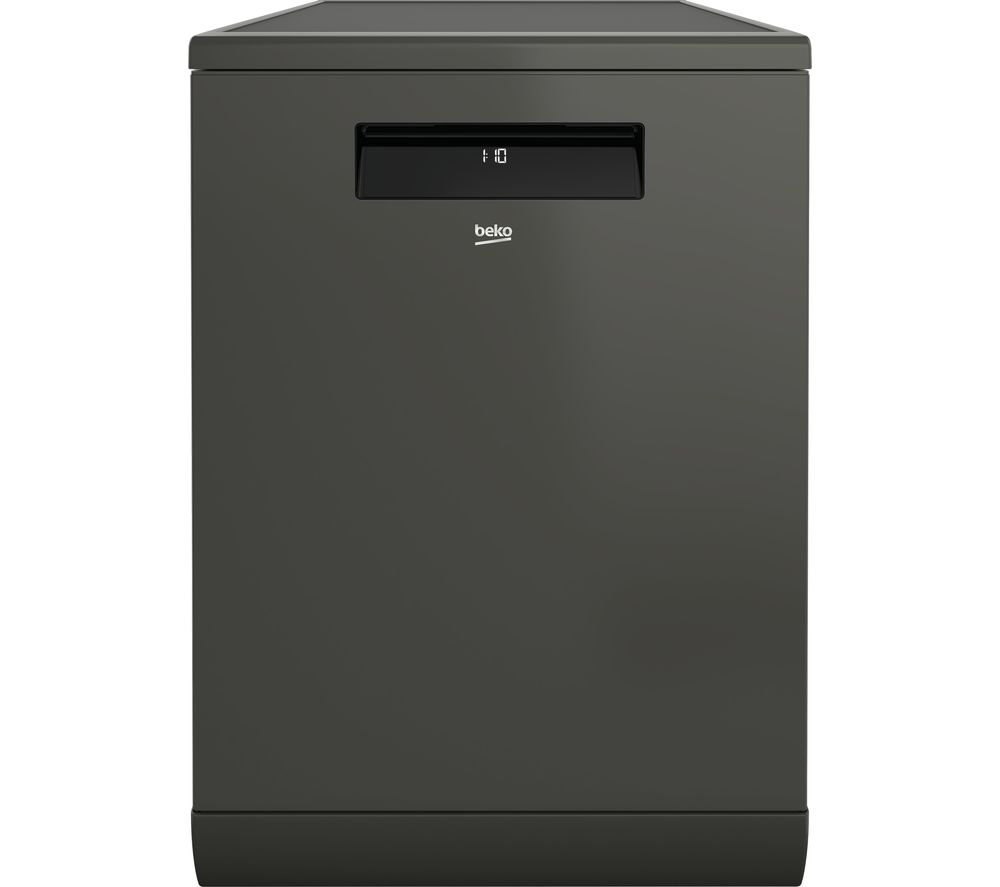 BEKO Pro DEN48X20G Full-size Dishwasher - Graphite
