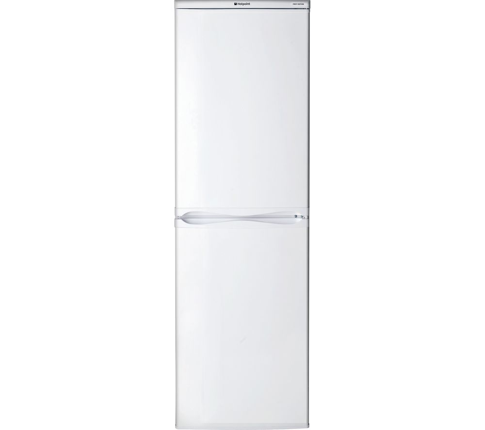 HOTPOINT HBD5517W 50/50 Fridge Freezer - White