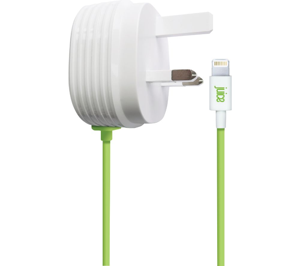 JUICE Lightning Plug Charger - 1 m