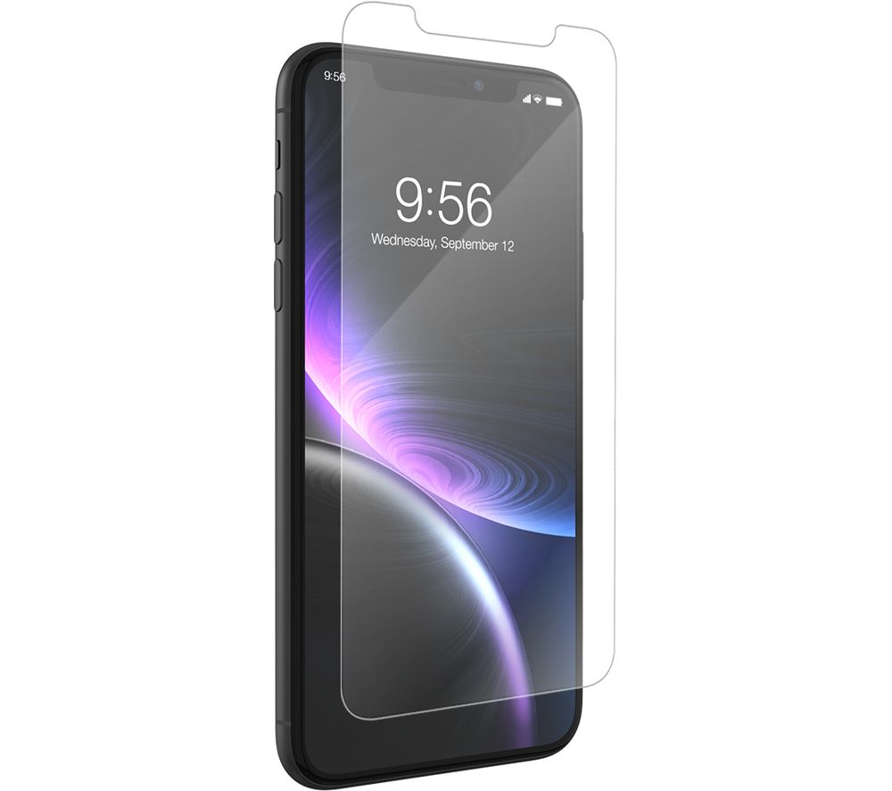 Image of Clearguard iPhone XR Glass Screen Protector