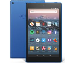 AMAZON Fire HD 8 Tablet (2018) - 16 GB, Blue
