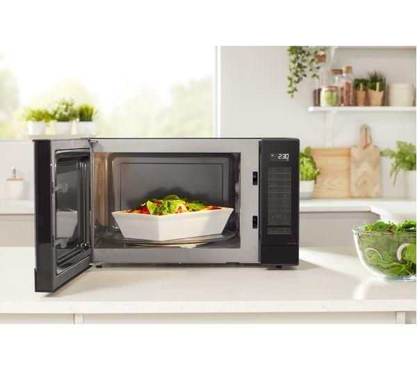 PANASONIC NN ST46KBBPQ Solo Microwave