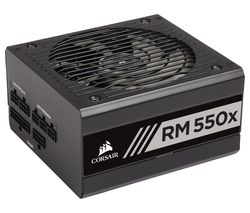 RM550x Modular ATX PSU - 550 W