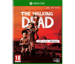 XBOX ONE The Walking Dead: The Final Season