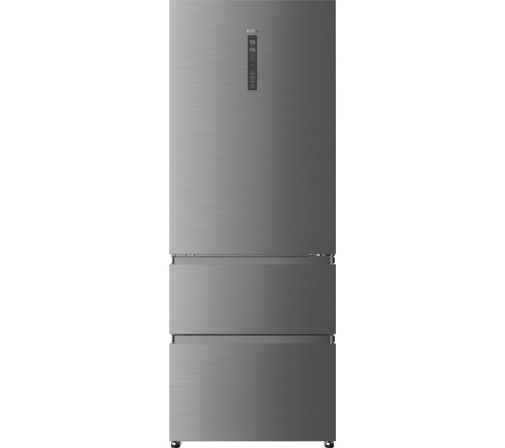 A3FE743CPJ Fridge Freezer - Stainless Steel, Stainless Steel