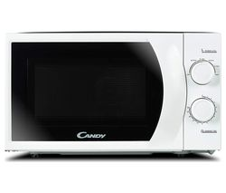 CANDY CMW 2070M-UK Compact Solo Microwave - White