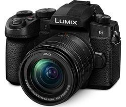 Lumix DC-G90 Mirrorless Camera with G Vario 12-60 mm f/3.5-5.6 ASPH POWER O.I.S. Lens
