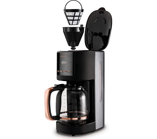 162030 Morphy Richards Rose Gold Collection 162030 Filter