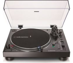 AT-LP120XUSB Direct Drive Turntable - Black