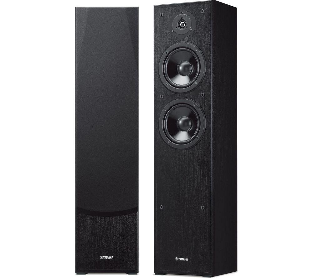 YAMAHA NS-F51 Floorstanding Speakers - Black