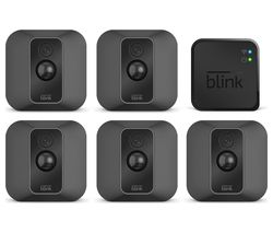 Blink XT2 Full HD 1080p WiFi Security System - 5 Cameras