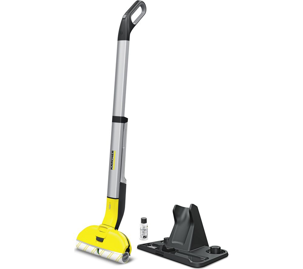 FC 3 Cordless Hard Floor Cleaner - Yellow
