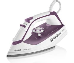 SWAN SI30150N Steam Iron - Purple