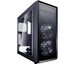 Focus G ATX Mid-Tower PC Case