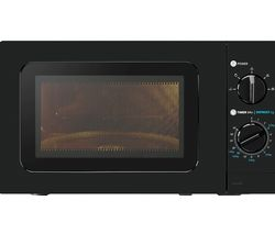 C17MB20 Solo Microwave - Black