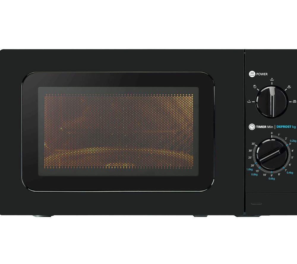 ESSENTIALS C17MB20 Solo Microwave - Black