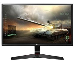"UltraGear 24MP59G-P Full HD 24"" IPS LCD Gaming Monitor - Black"