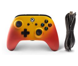 Xbox One Enhanced Wired Controller - Solar Fade