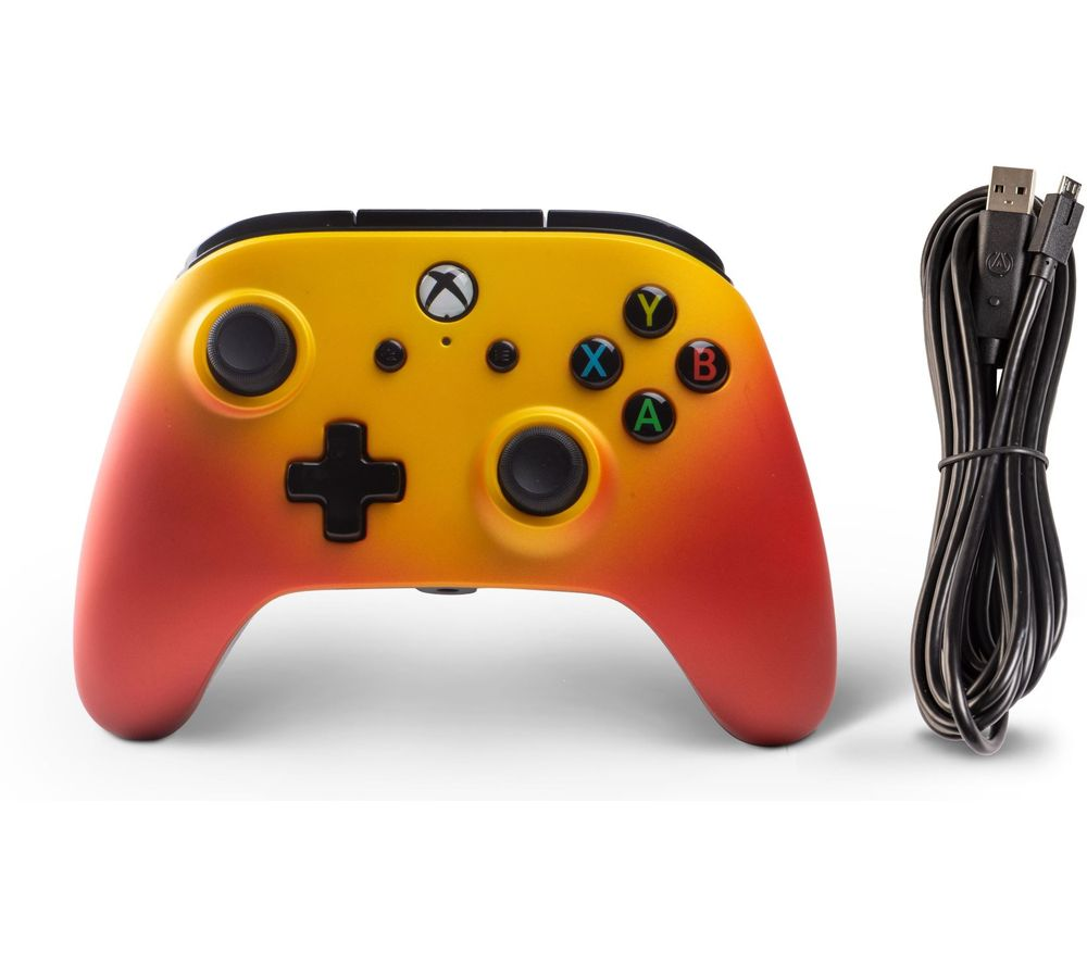 POWERA Xbox One Enhanced Wired Controller - Solar Fade