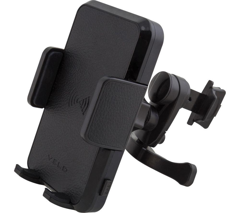 VELD VWC10ZB Wireless Car Charging Pad