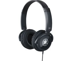 HPH-100B Headphones - Black