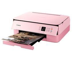 CANON PIXMA TS5352 All-in-One Wireless Inkjet Printer - Pink