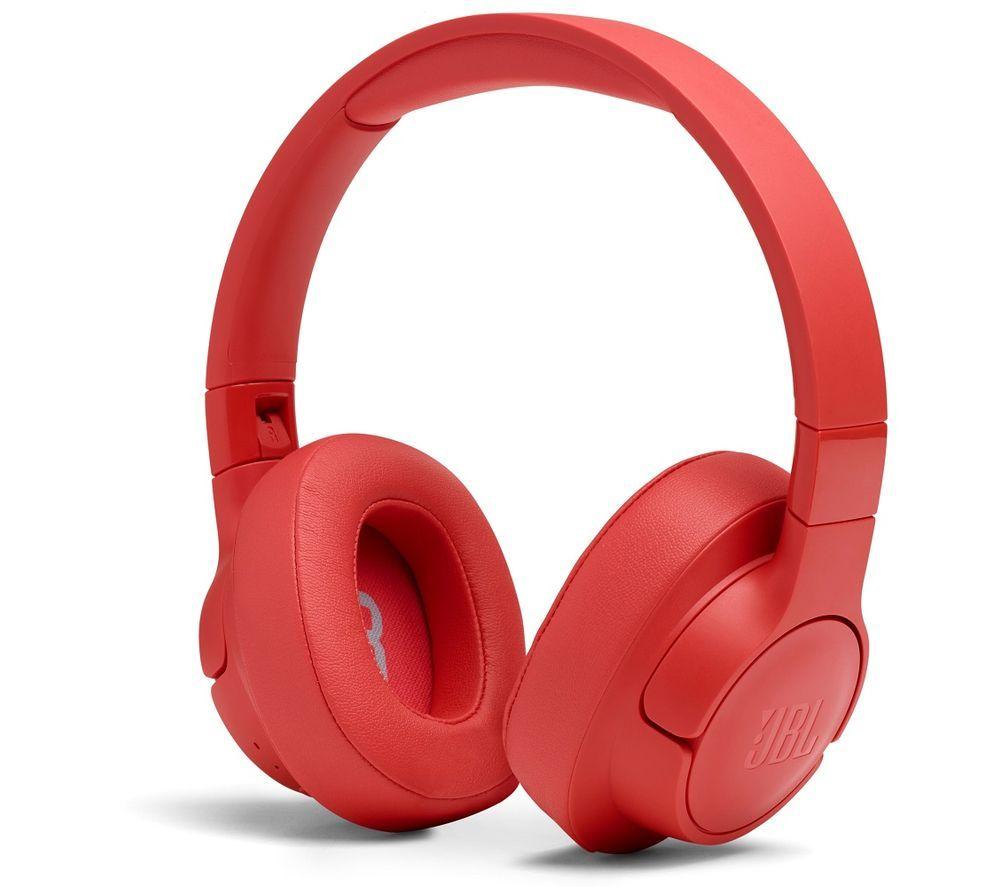 JBL Tune 700BT Wireless Bluetooth Headphones - Coral