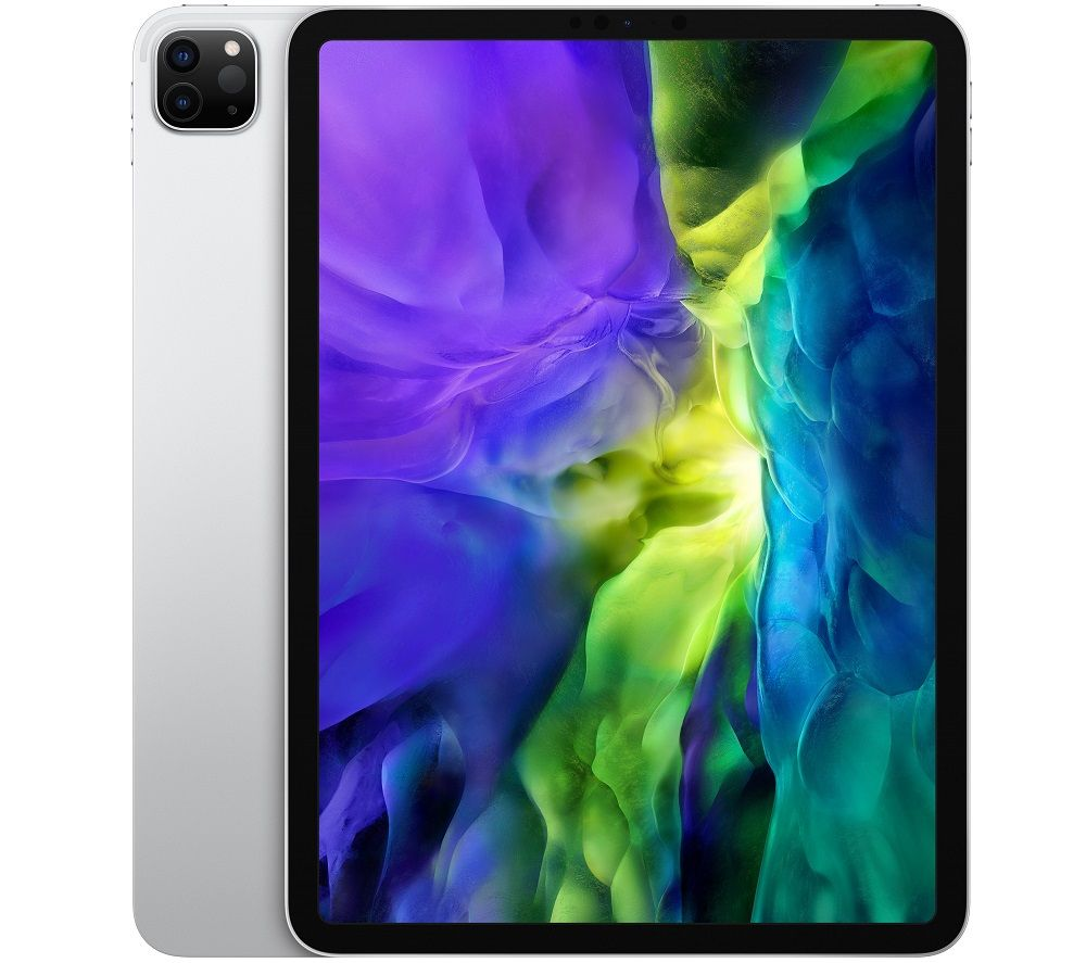 "APPLE 11"" iPad Pro (2020) - 128 GB, Silver"