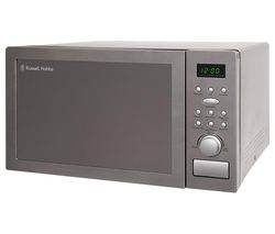 RUSSELL HOBBS RHM2574 Combination Microwave - Stainless Steel Best Price, Cheapest Prices