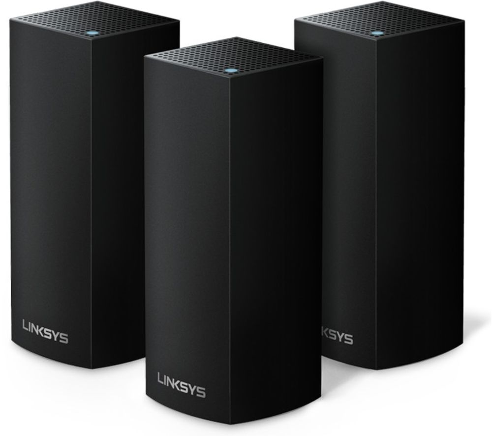 LINKSYS Velop Whole Home WiFi System - Triple Pack