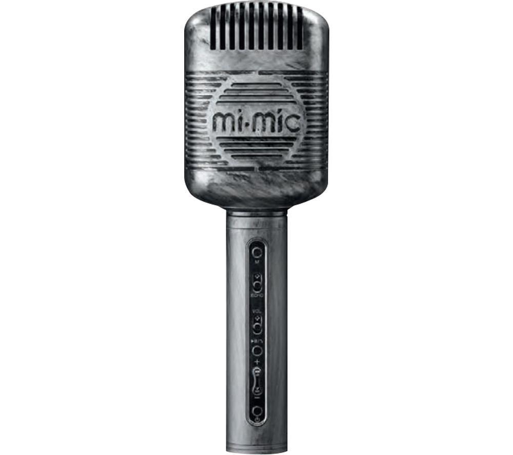TOYRIFIC TY6009 Mi-Mic Retro Karaoke - Grey