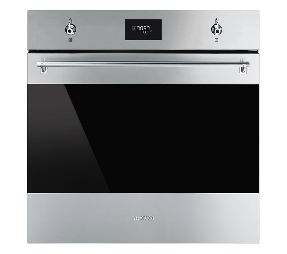 SMEG Classic SF6301TVX Electric Oven - Stainless Steel, Stainless Steel