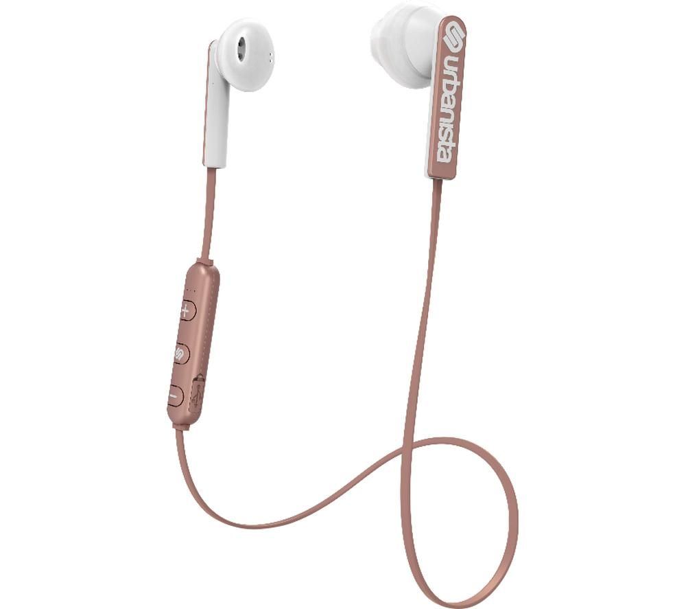 URBANISTA Berlin Wireless Bluetooth Earphones - Rose Gold