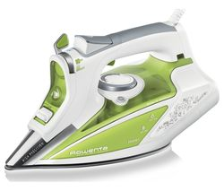 ROWENTA Rowenta Eco Intelligence DW9210 Steam Iron - White & Green Best Price, Cheapest Prices