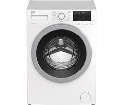 WEX840530W Bluetooth 8 kg 1400 Spin Washing Machine - White