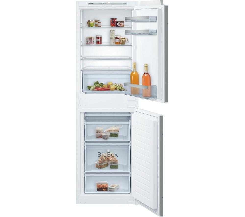 NEFF N50 KI5852SF0G Integrated 50/50 Fridge Freezer
