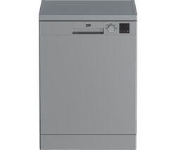 DVN04X20S Full-size Dishwasher - Silver
