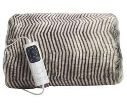 Zebra 16711 Electric Blanket - Single