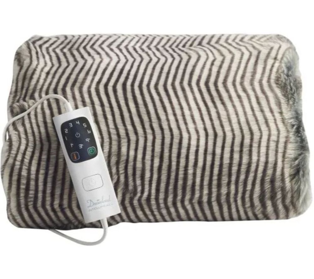 DREAMLAND Zebra 16711 Electric Blanket - Single
