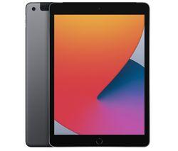 "10.2"" iPad Cellular (2020) - 32 GB, Space Grey"