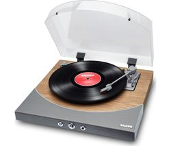 Premier LP Natural Belt Drive Bluetooth Turntable - Wood