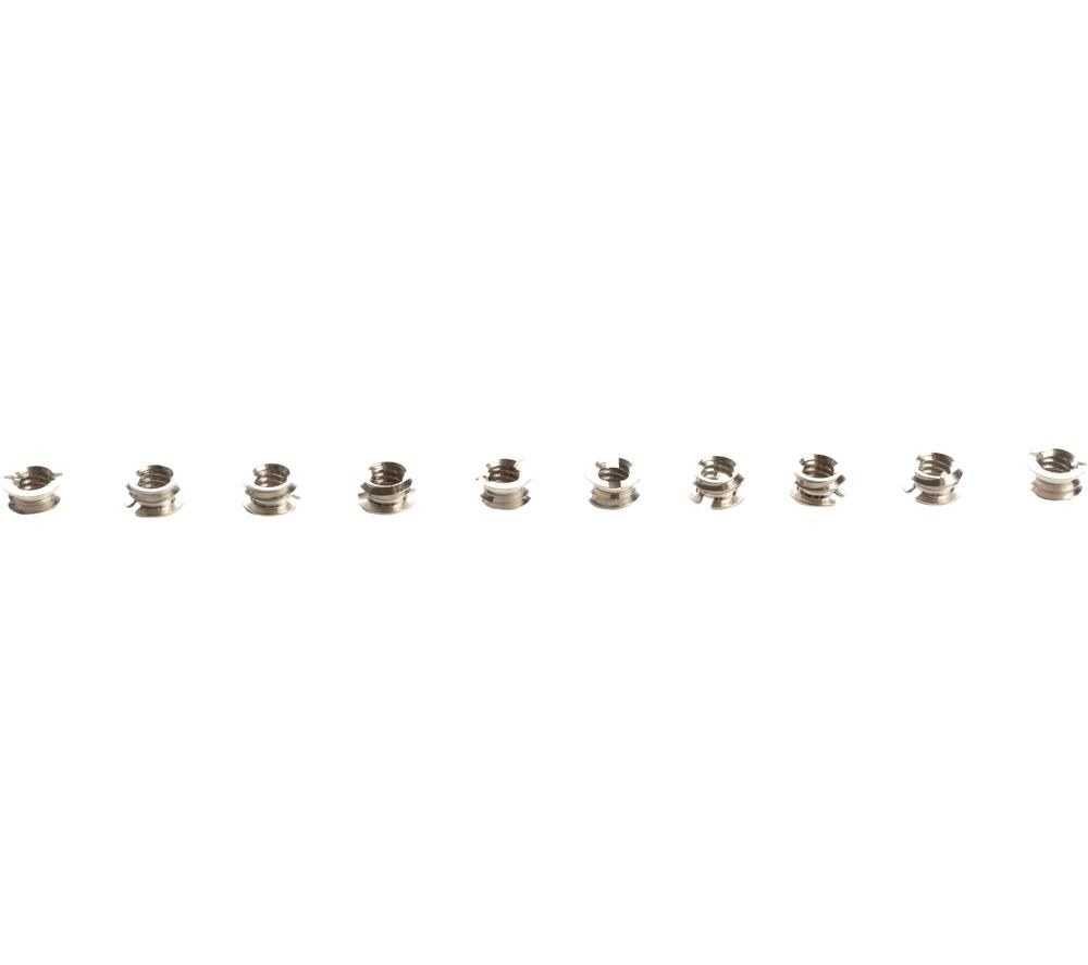HAMA 00005120 1/4 to 3/8 Tripod Thread Adapter - Pack of 10