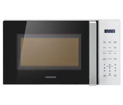 K20MW21 Solo Microwave - White