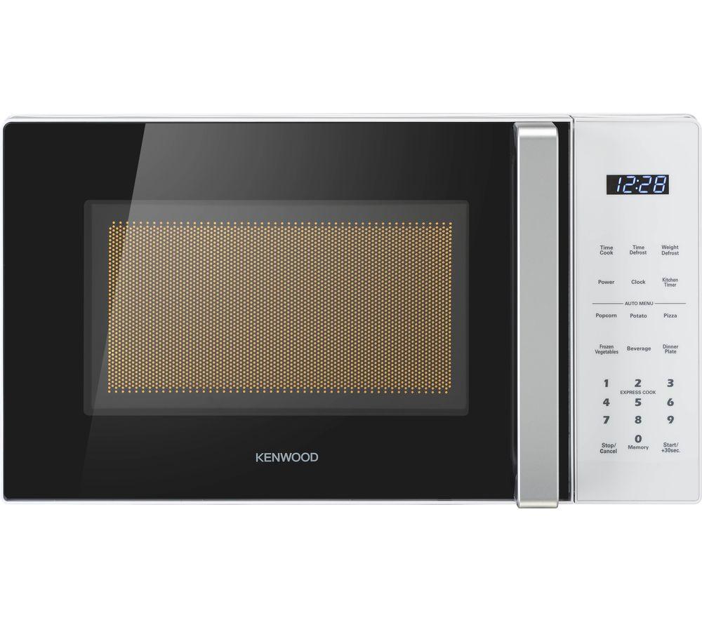KENWOOD K20MW21 Solo Microwave - White