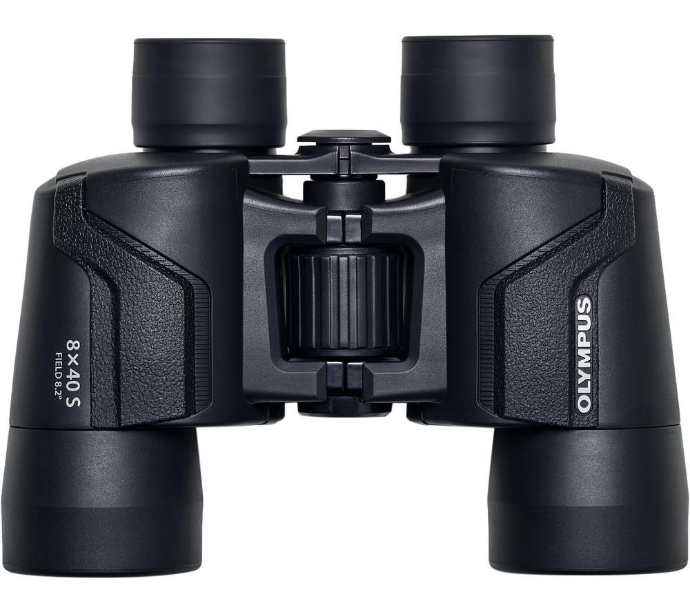 OLYMPUS 8 x 40 mm S Binoculars - Black